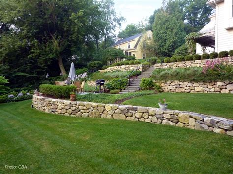 how to level a backyard with a slope 9819 best images about landcaping on a slope on pinterest