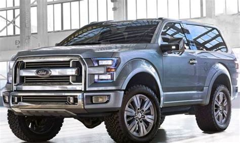 2017 Ford Bronco Raptor by 2017 Ford Bronco Price Concept Svt Raptor Release Date