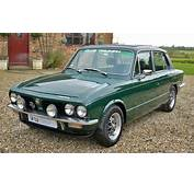 Car Of The Day… 1975 Triumph Dolomite Sprint