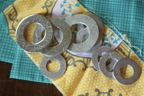 pattern weights for sewing sewing pattern weights with washers factory direct craft