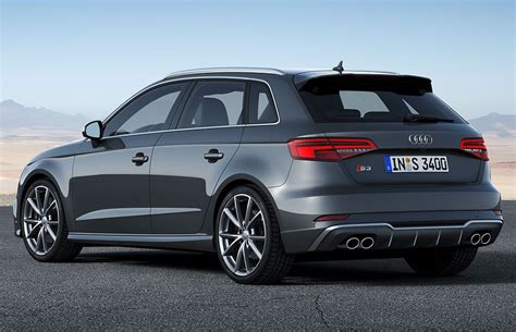 Audi A3 Sportback Facelift by 2017 Audi A3 S3 Facelift Cars Pinterest Audi A3 And Cars