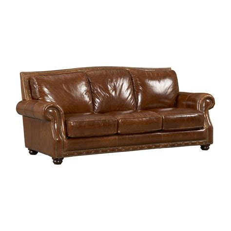 und sofas cagney leather sofa vintage autumn sofa family room