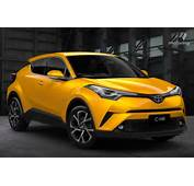 Toyota Confirms Details Of Tiny Turbo For Mini Crossover C HR