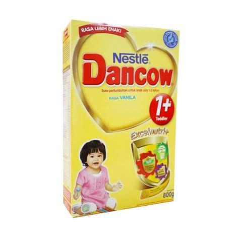 Dancow Vanila 3 800gr jual dancow 1 vanila formula 800 gr harga