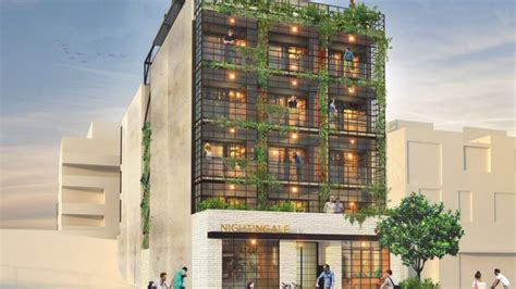Apartment Developers Five Myths About Melbourne S Nightingale Apartment
