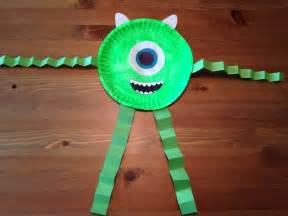 Crafts For Fall Decorations - best 25 monsters inc crafts ideas on pinterest monsters