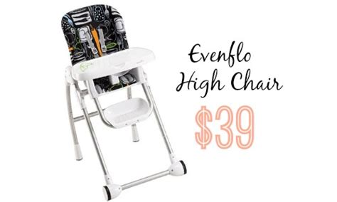 Evenflo Modern 200 High Chair Walmart Deal Evenflo Modern 200 High Chair 39