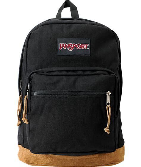 Jansport Black jansport right pack black backpack
