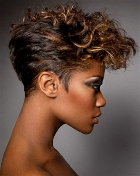 hairstyles black person short hairstyles for black people