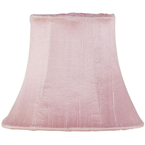 Pink Chandelier L Shades Pink Silk Chandelier Shade And Complete Your Custom Projects With Poshtots Fabric Selection In