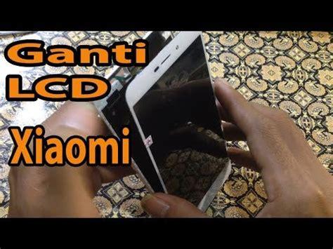 Redmi 4a 4x Smile cara ganti lcd touchscreen xiaomi redmi 4a 4x dan kawan2