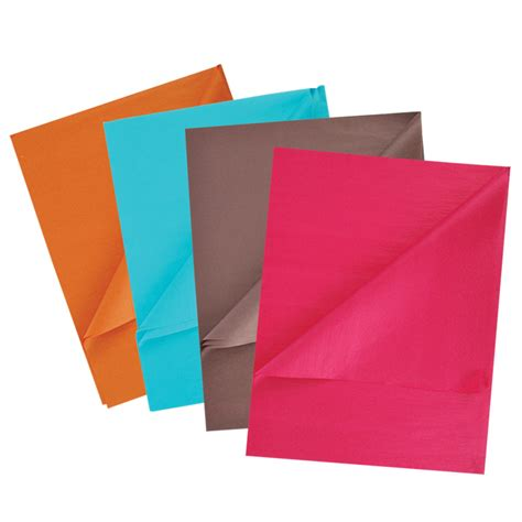 Of Tissue Paper - solid colors tissue paper colored tissue paper pastel