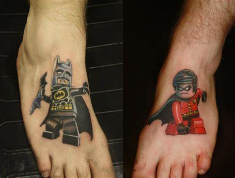 batman belt tattoo lego batman n robin tattoos by jinxiejinx by jinxiejinx13