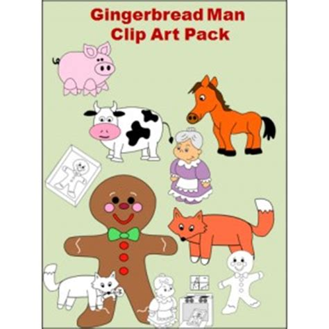 printable gingerbread man characters gingerbread man characters clipart 42