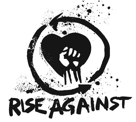 Logo Rise Against rise against logo rise against photo 120810 fanpop