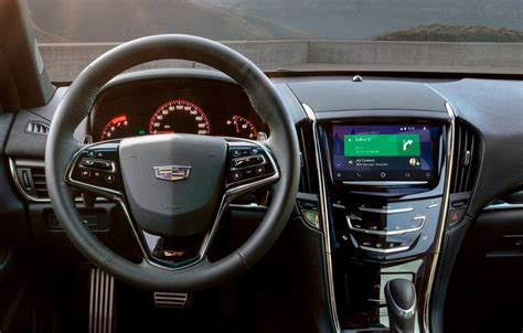 cadillac and chevrolet gmc cadillac chevrolet and buick roll out android auto