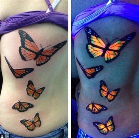 25 incre 237 bles tatuajes que brillan en la oscuridad