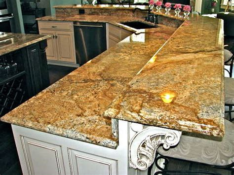 Different Of Countertops For Kitchen Different Kinds Of Kitchen Countertops Trends And White