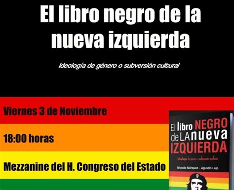libro la ley de la el libro negro de la nueva izquierda la ley de seguridad interior y los asomos del fascismo