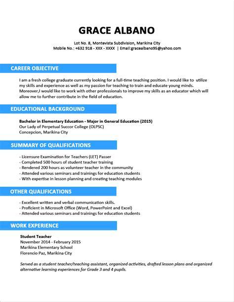 Contoh Resume Dan Tips Temuduga Contoh Resume Dan Tips Temuduga Himpunan Contoh Resume The Knownledge