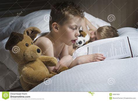 Boys Bedtime Stories boy reading bedtime story stock photo image 40851903