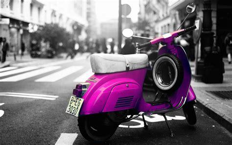 wallpaper vespa pink vespa scooter pink the uk art depot shop