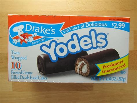 that yodels review s yodel snack cakes brand