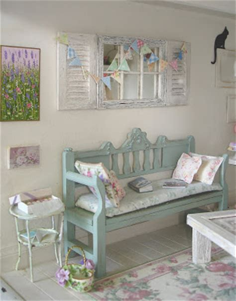 Living Room Bunting by Carolyn S Little Kitchen Shabby Chic Bunting