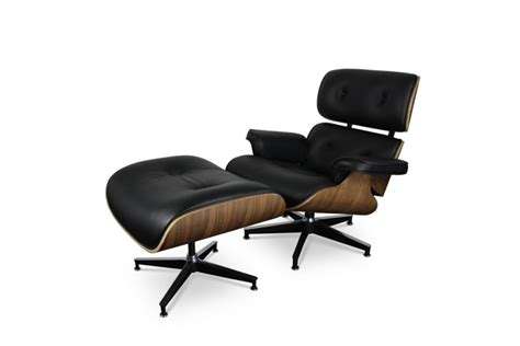 Eames Lounge Chair And Ottoman Replica by Charles Eames Lounge Chair And Ottoman Replica From