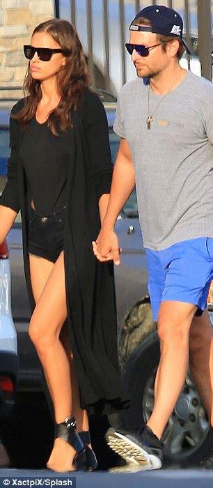Irina Set Jersey bradley cooper shares with irina shayk
