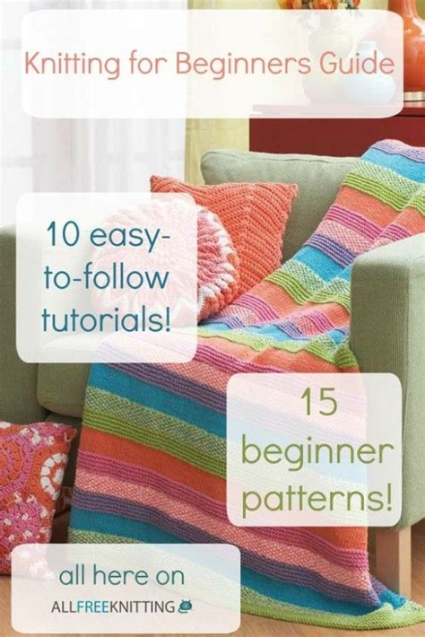 knitting projects for beginners how to knit knitting and knits on
