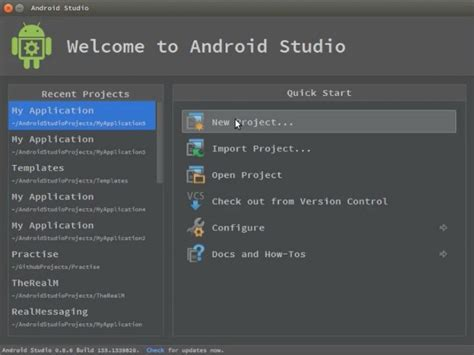 android development tutorial installing android studio android studio video tutorials cartoonsmart com