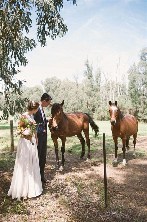 Country Wedding by A Simple Australian Country Wedding Modern Wedding