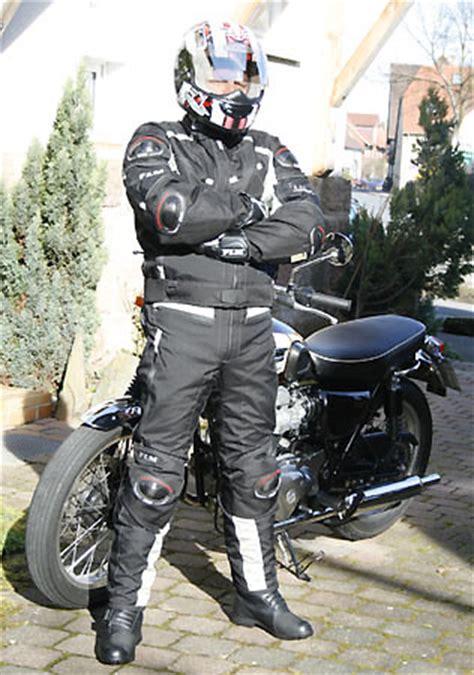 Motorrad Lederkombi Temperatur by Motorrad Fahreranzug Von Polo Tipps Von Winni Scheibe