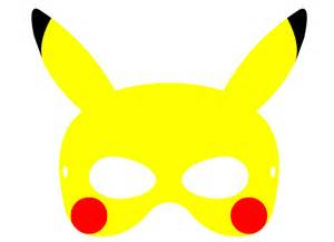 pokemon mask to print images pokemon images