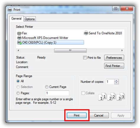 How To Print Screen A Section by How To Print Or Re Print Event Tickets And Event Order