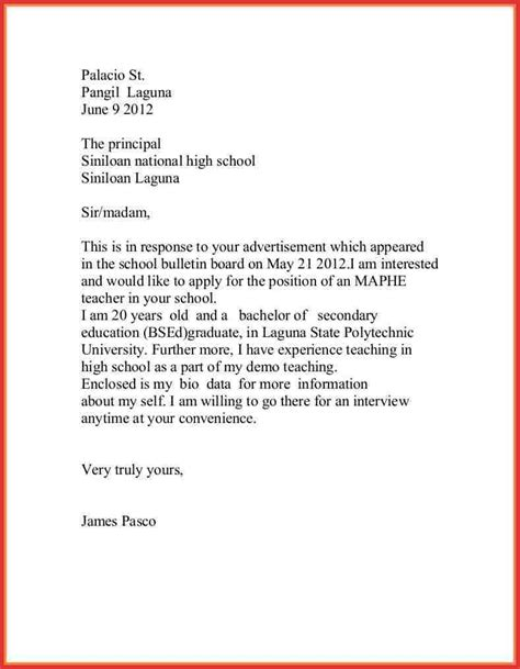 cover letter format block style new cover letter semi block format ssoft co