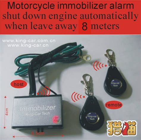Spesial Alarm Security Motor Immobilizer Rfid Lock With Speaker compare prices on rfid alarm motorcycle shopping buy low price rfid alarm motorcycle at