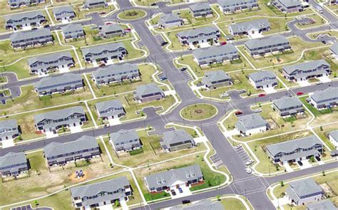 hunter army airfield housing new homes and community centers at u s army installations