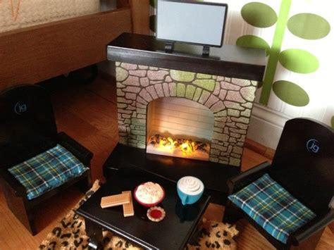inexpensive doll furniture journey girls ski lodge set classy mommy
