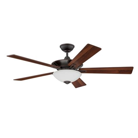ceiling fans with lights at lowes kendal lighting 52 in ceiling fan lowe s canada