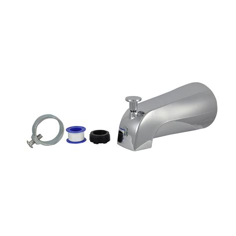 diverter tub spout in chrome danco