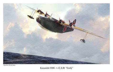 kawanishi flying boat 52 best images about kawanishi h8k flying boat on pinterest