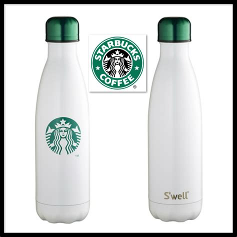 starbucks swell taiwan limited starbucks 215 swell stainless steel water buyma