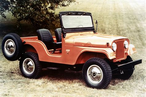 jeep model history a history of jeep s most important models automobile