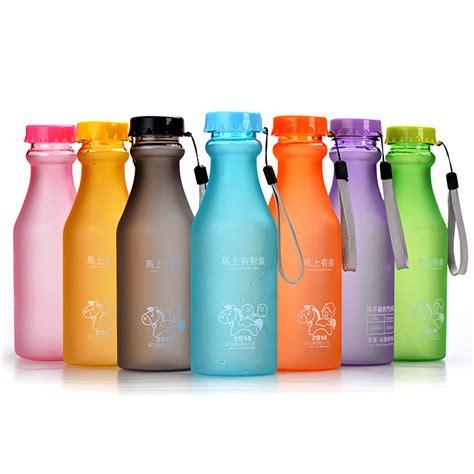 Soda Colour Bottle 650 Ml wholesale promotional plastic 500ml soda water