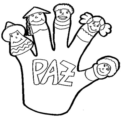 dibujos para todo dibujos de la paz todos con todos dia de la paz poes 237 a