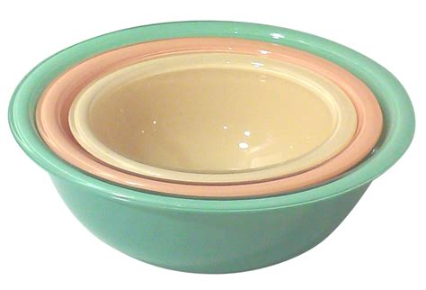 colored pyrex glass 60 vintage pyrex mixing bowl set of vintage pyrex primary