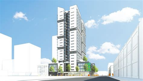 Multi Family Plans map the oakland highrise boom could add over 3 000 units