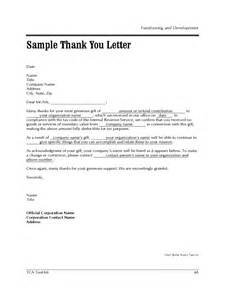 Thank You Letter For Gift Business Thank You Letter Template 11 Free Templates In Pdf Word